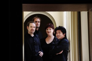 Quatuor Cambini-Paris – Brises d'Orient