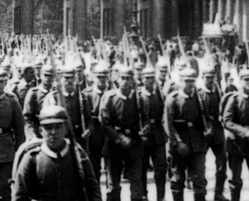 14 – Diaries of the Great War (14-Tagebücher des Ersten Weltkriegs)