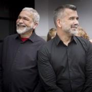 Michel Lemieux et Victor Pilon