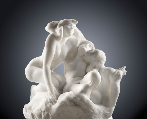 Preview of the exhibition <br /> &#8220;Metamorphoses: In Rodin&#8217;s Studio&#8221;