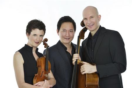 Trio Fibonacci : Une soirée chez les Schumann