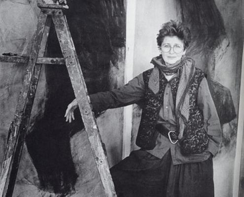 Betty Goodwin, le cœur à l'âme