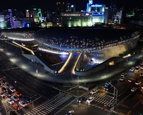 DDP Dongdaemun Design Plaza, Seoul