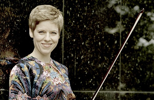 Isabelle Faust and Bach's Concertos