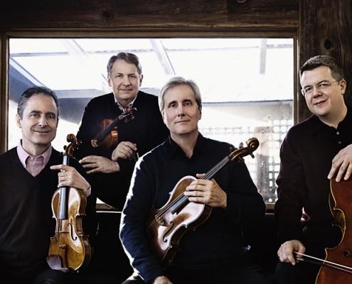 Emerson String Quartet et Denis Brott, violoncelliste invité