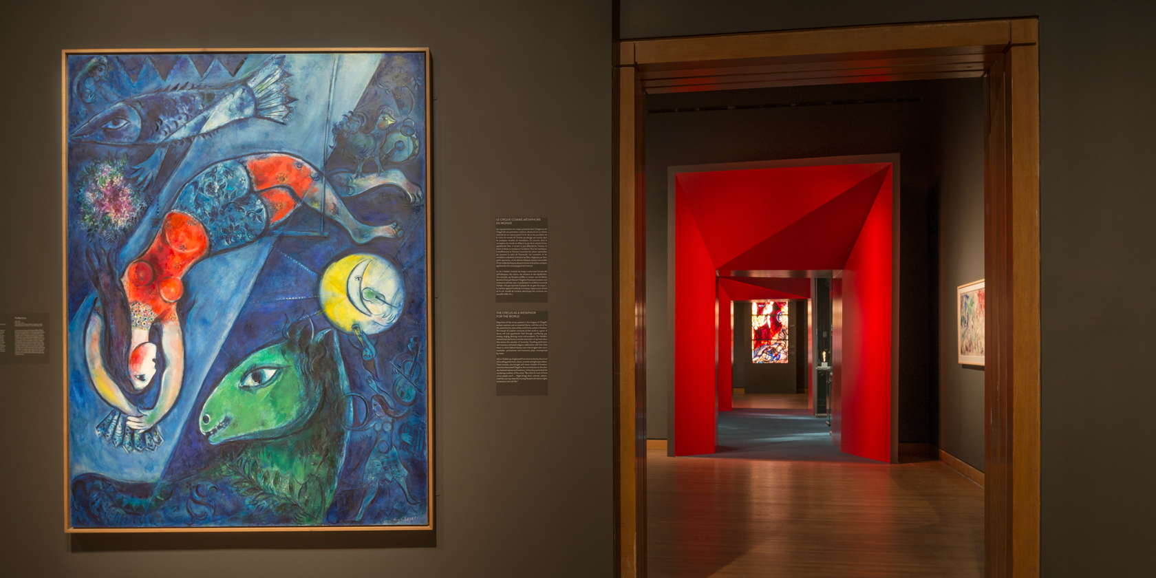Chagall Colour and Music The Montreal Museum of Fine Arts