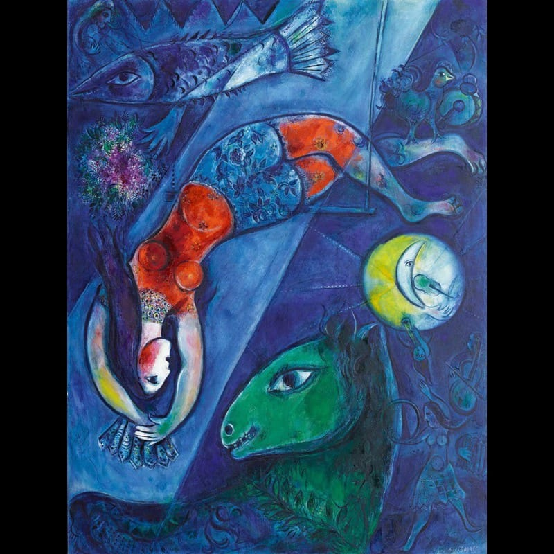 Chagall: Colour and Music - The Montreal Museum of Fine Arts