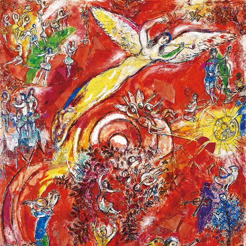Chagall Colour And Music Tour