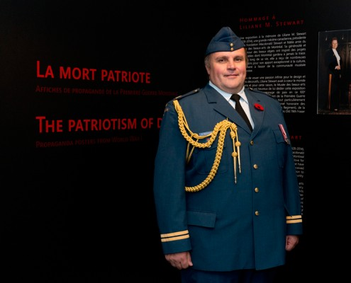 Vernissage Mort Patriote