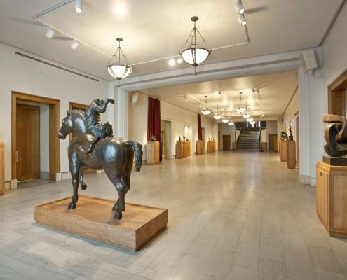 Hall of Bronzes