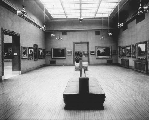 Hornstein Salles d'exposition 1