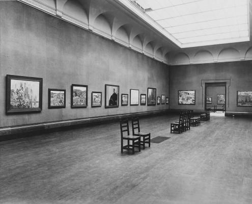 Hornstein Salles d'exposition