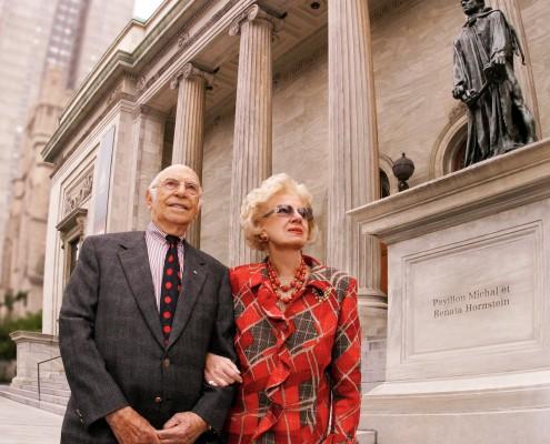 M. et Mme. Hornstein