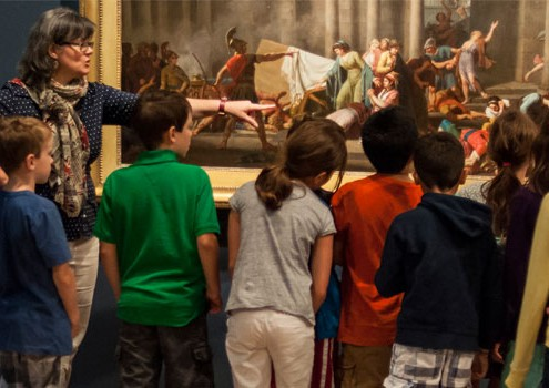 Interactive Tours of the Collections