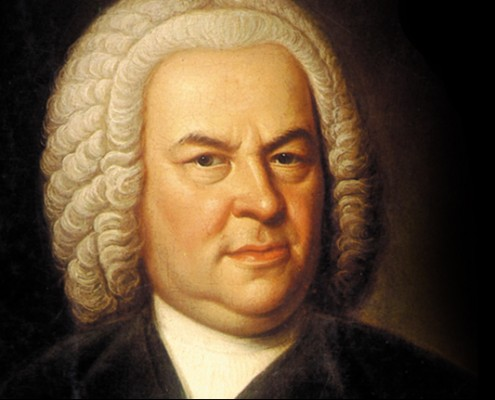 Portraits of Bach and video clips of La Fabrique Culturelle