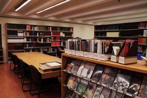 Bibliothèque du MBAM