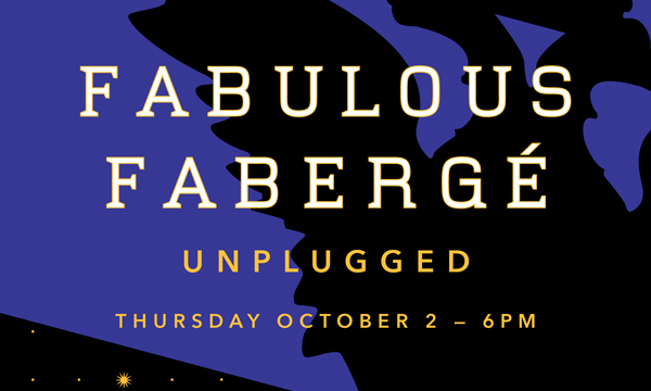 Fabergé Unplugged - Young Philanthropists' Circle
