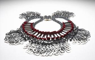 Exposition de bijoux au Lab Design