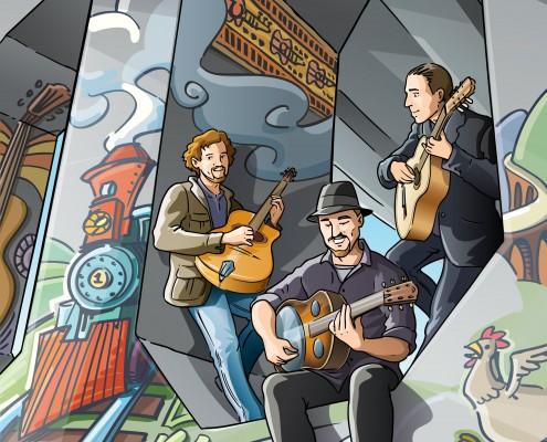 Guitares Nomades