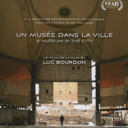 Produit de la boutique - Un Musée dans la ville - Musique (Film)