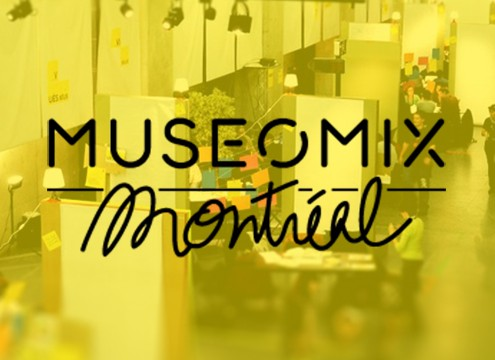 Museomix Montreal