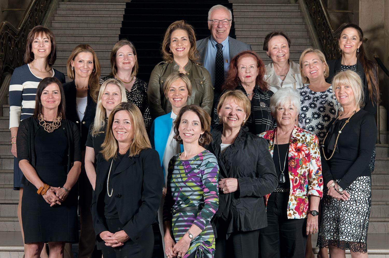 CA 2014-2015 de l'Association des bénévoles