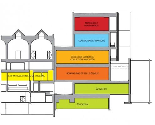 Plan pavillon 5