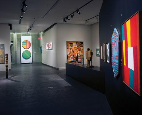 Art québécois et canadien