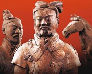 L'empereur guerrier de Chine et son armée de terre cuite