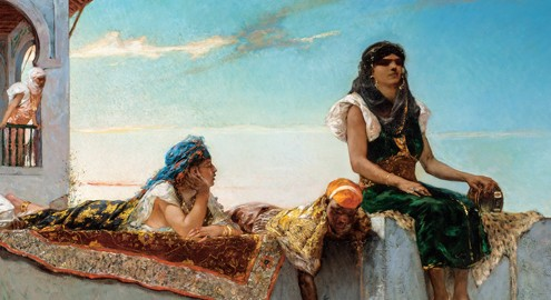 Benjamin-Constant: A French Painter in the New World